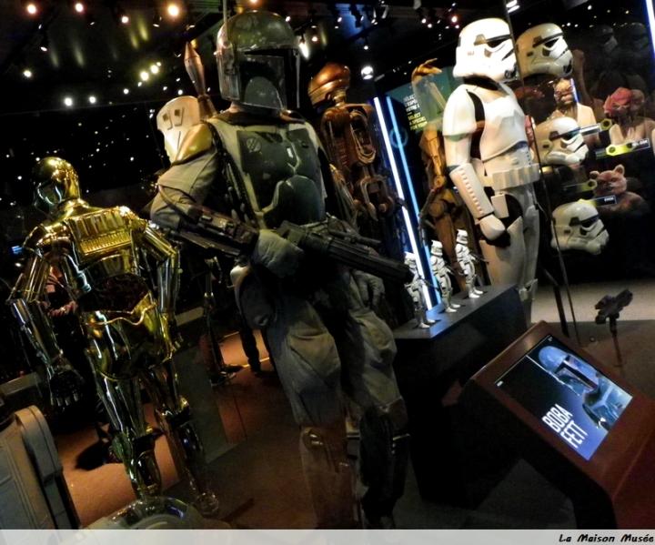 Avis Star Wars Exposition