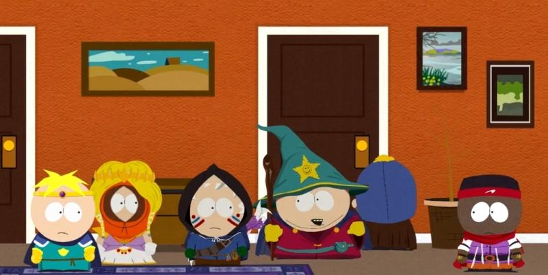 Cartman Doubleur Grand Sorcier