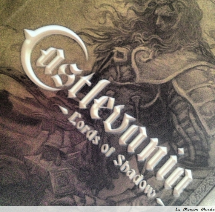 Artworks Steelbook Castlevania