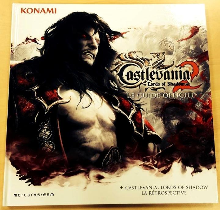 Bonus reservation Castlevania Micromania