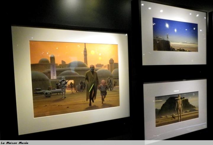 Origine Création Tatooine