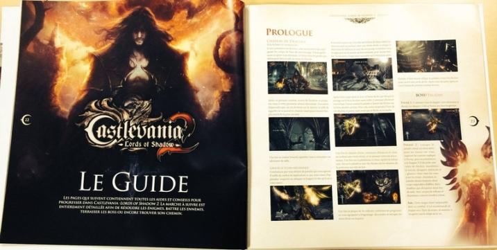 Qualite Guide Officiel Castlevania