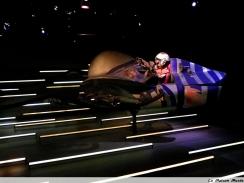 Pod racer Star Wars 1 Exposition