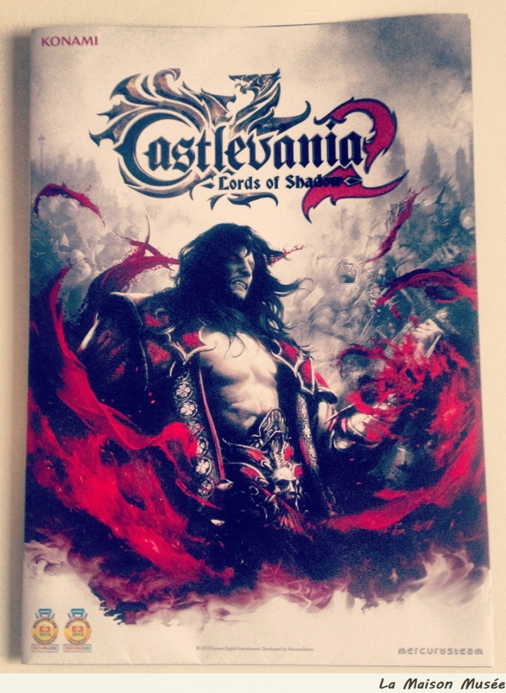 Art Castlevania 2 PS3