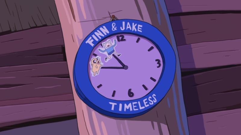 Goodies Adventure Time Saison 1