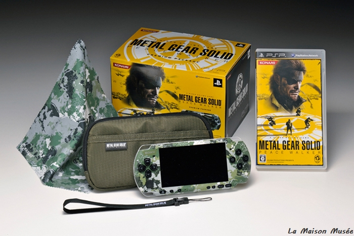 PSP Console Premium Package
