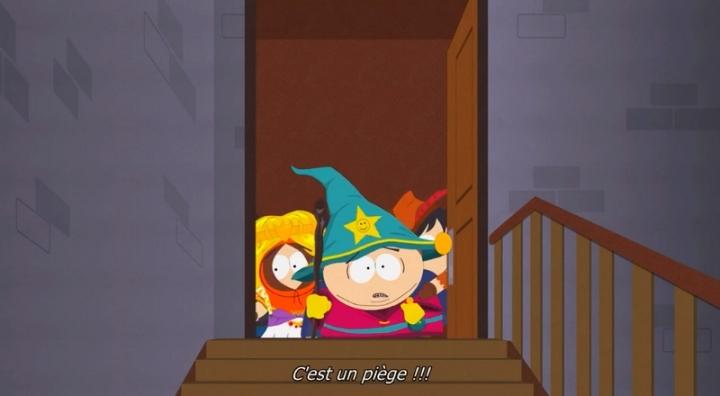 Easter Egg South Park Baton de la Verite