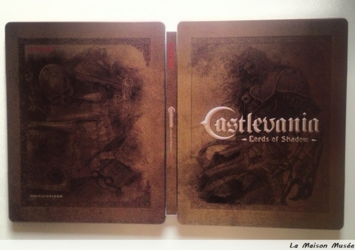 Steelbook Castlevania PS3