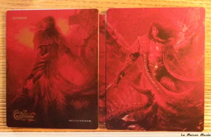 Steelbook exclusif Edition Premium Castlevania