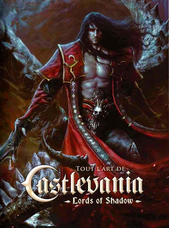 Castlevania artbook artwork