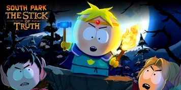 Butters Stick of Truth Artwork