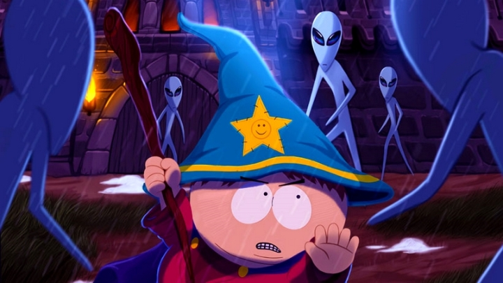 Promo Artwork South Park Stick of truth