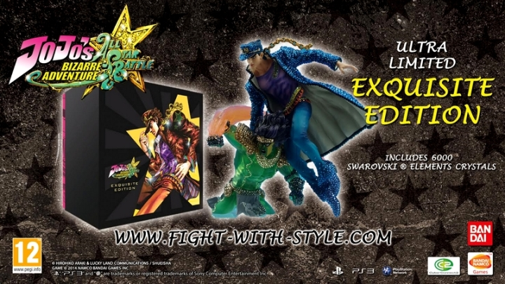 Collector Jojo Adventure All Star