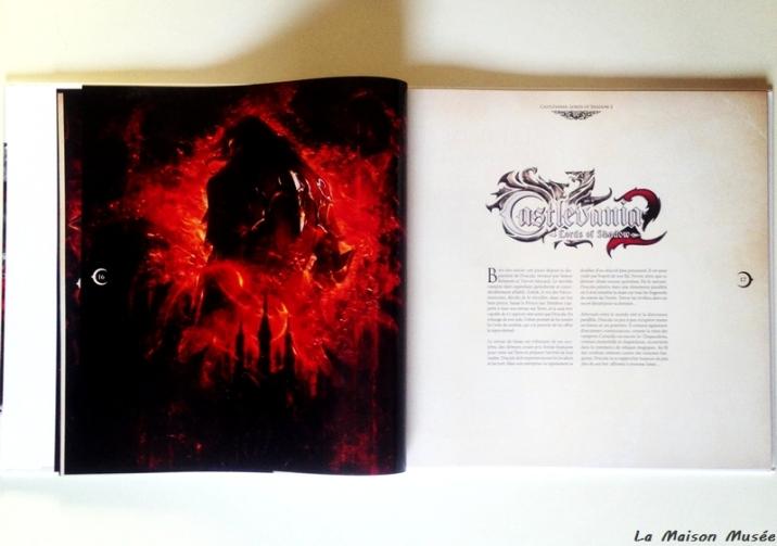Dracula Artwork Castlevania