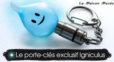 Dimensions Porte-clefs Child of light