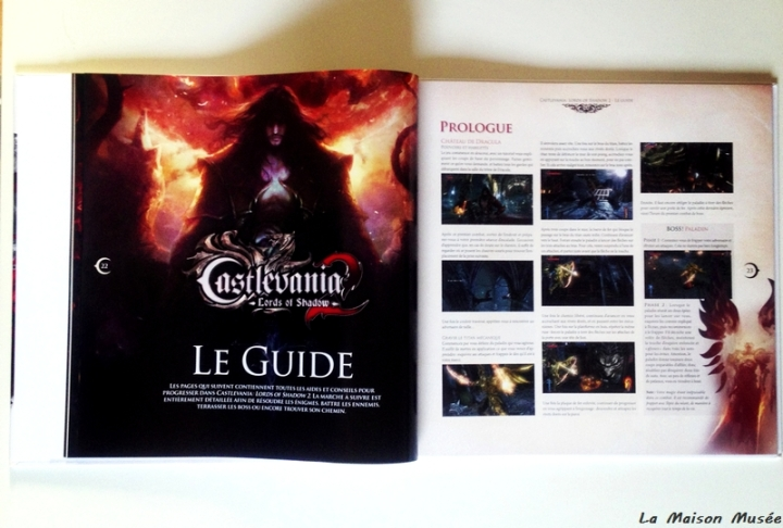 Solution Niveau Castlevania Lords of Shadow 2