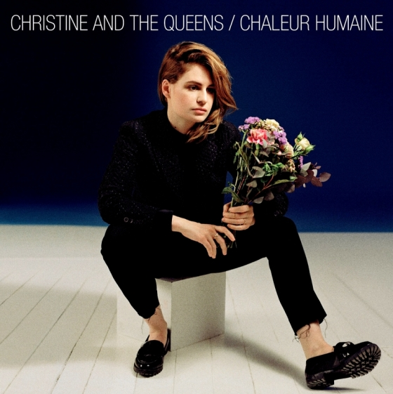 CHRISTINE AND THE QUEENS - Christine (pochette single)