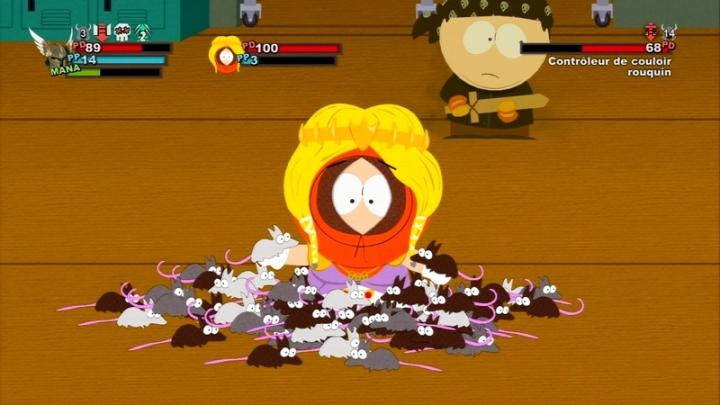 Quetes Fin South Park
