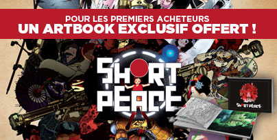 Collector Short Peace Europe