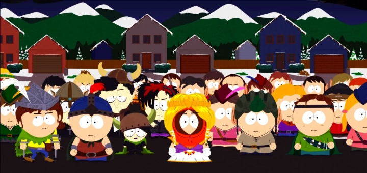 Game of Thrones Episodes South Park