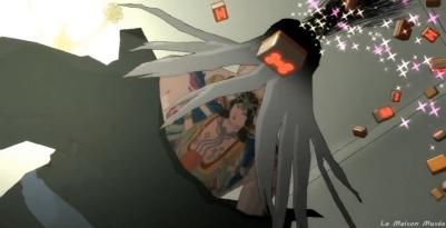 Concept artwork short peace ranko