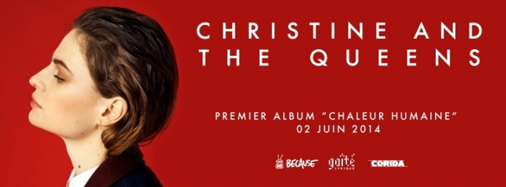 CD Vinyle Christine and the Queens Sortie