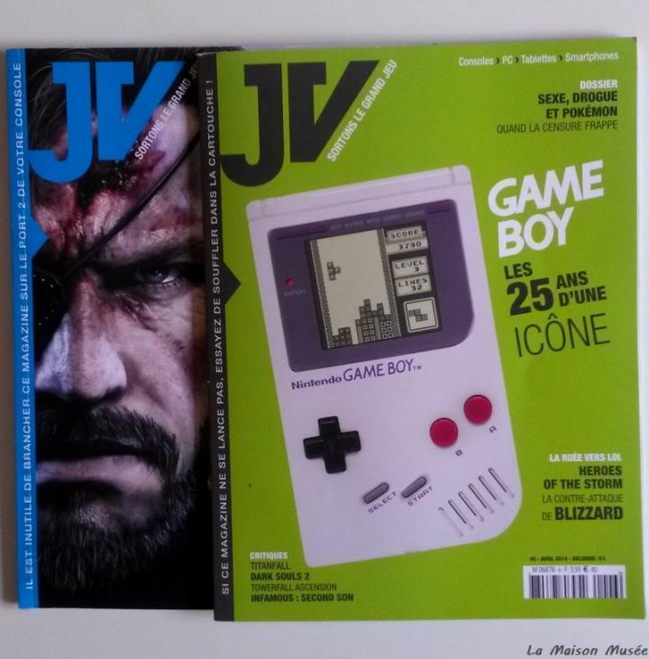 Couverture Numero JV Le Mag