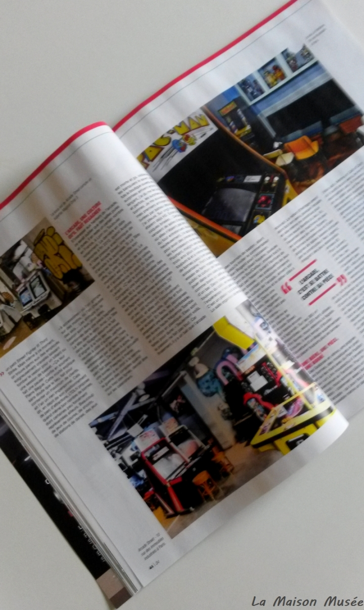Arcade JV Le Mag Pages Extraits