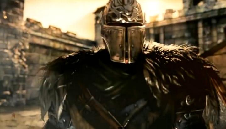 Equipement Soldat Dark Souls