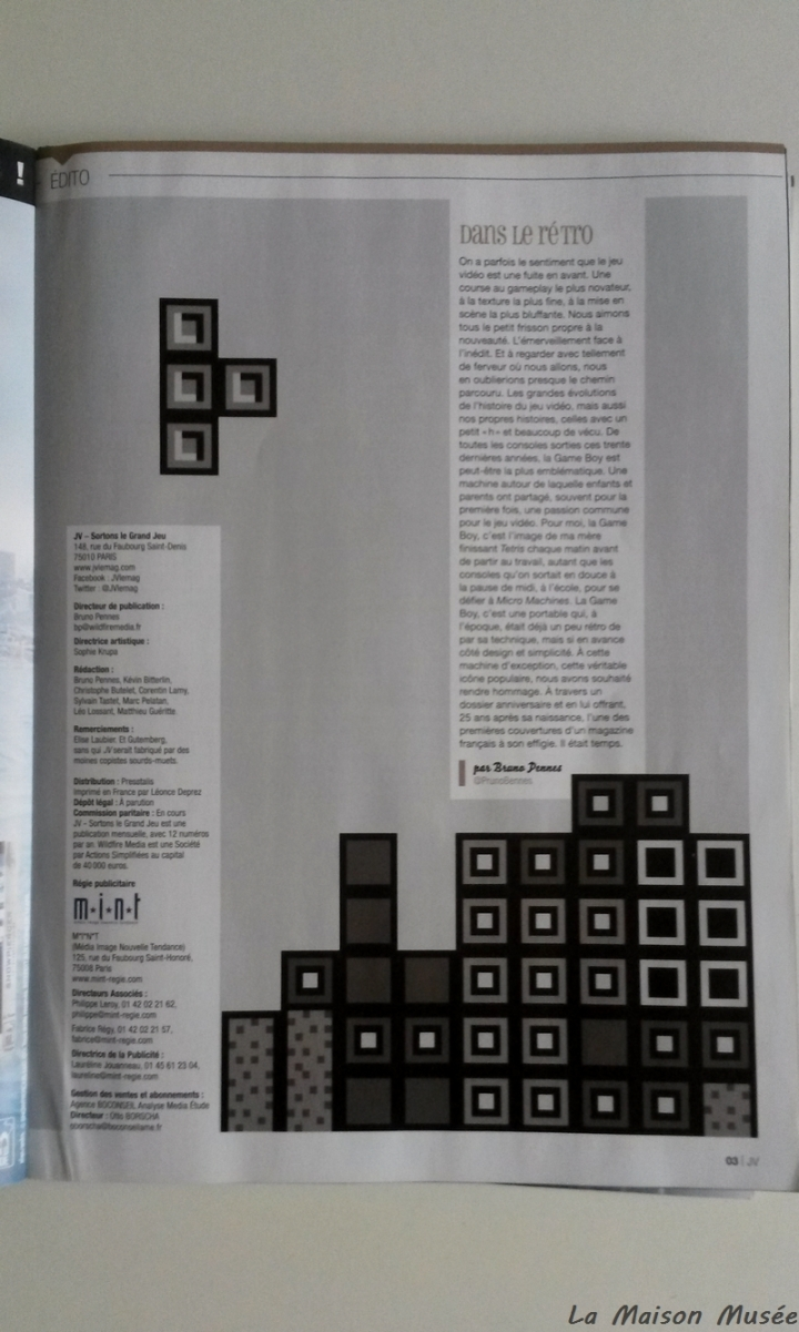 Pages JV Le Magazine
