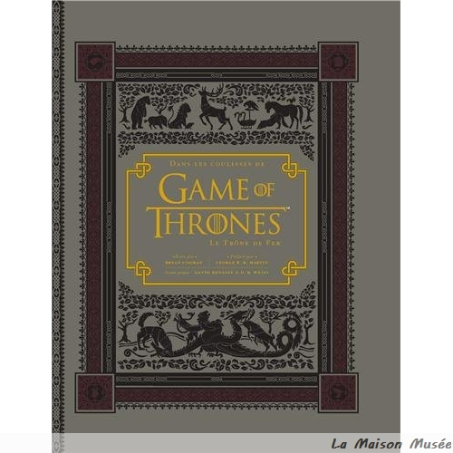 Game of Thrones Litterature