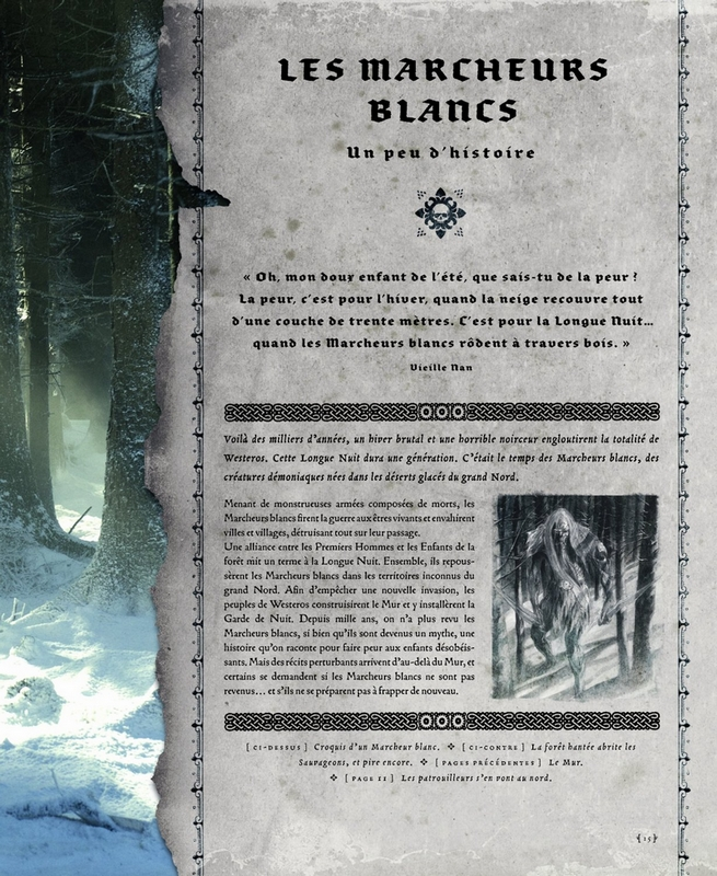 Marcheur blanc game of thrones schema