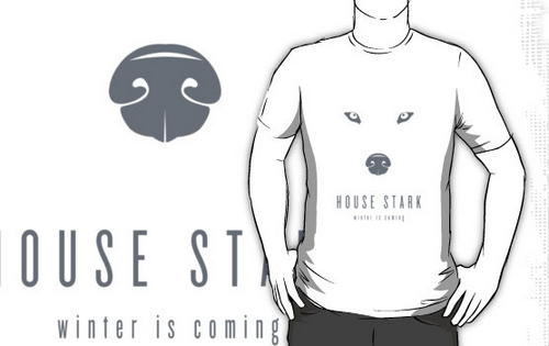 Tee Shirt Minimaliste Game of Thrones