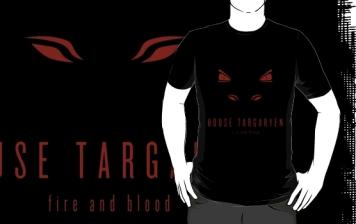 Khaleesi Tee Shirt Officiel