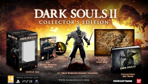 Prix Dark Souls 2 Collector