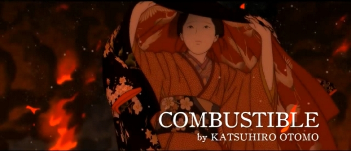 Combustible Court metrage Akira Createur