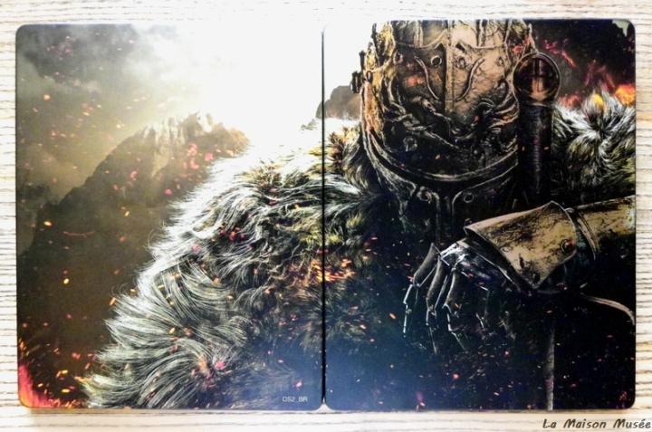 Boitier Metallique Dark Souls Photos