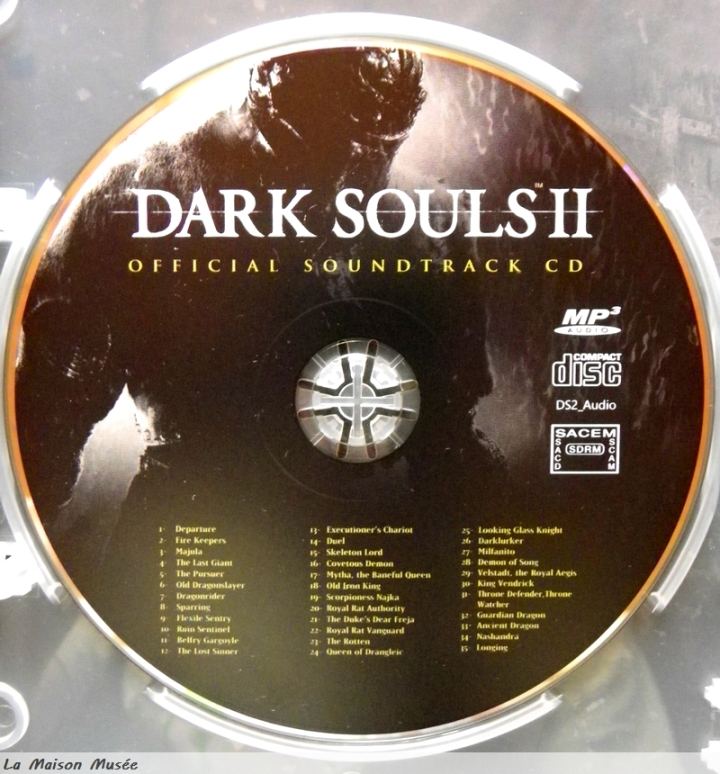 OST Dark Souls 2 Compositeur