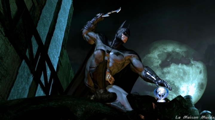 Guide Trophées Batman Arkham Asylum