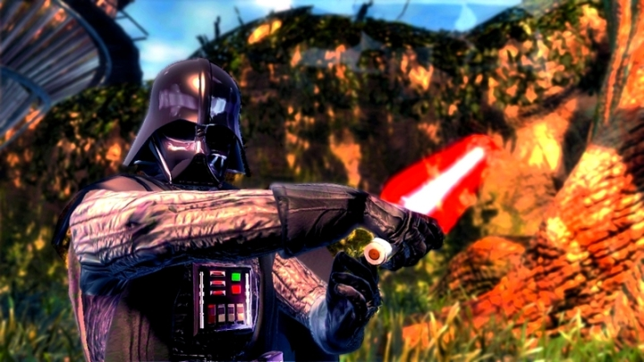 Darth Cader Force Unleashed 1