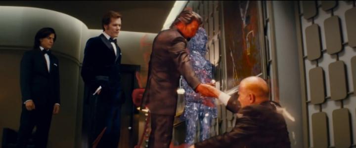 Moins Qualite Blu-Ray X-Men First Class
