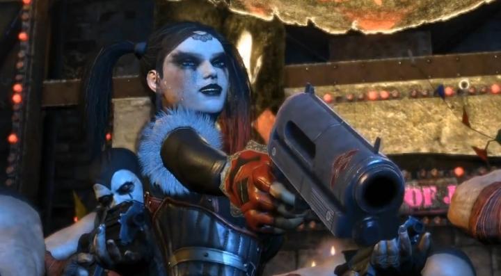 Harley Quinn s Revenge Test