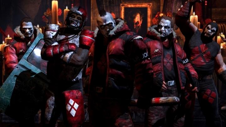 Costume Batman Arkham City