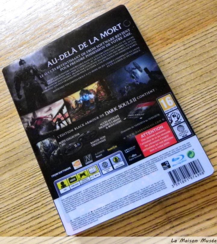 Deballage Black Armour Dark Souls Ventes