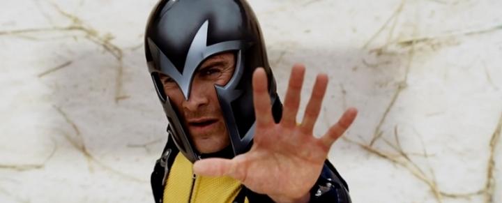 Magneto Casque Matiere X-Men
