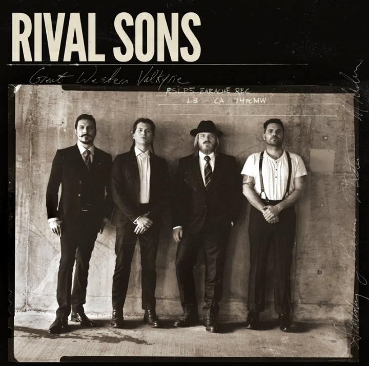 Album Inspiration Rival Sons Quel genre