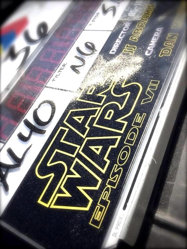 Images Tournage Star Wars 7