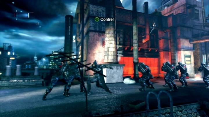 Combo Fluide Arkham Origins