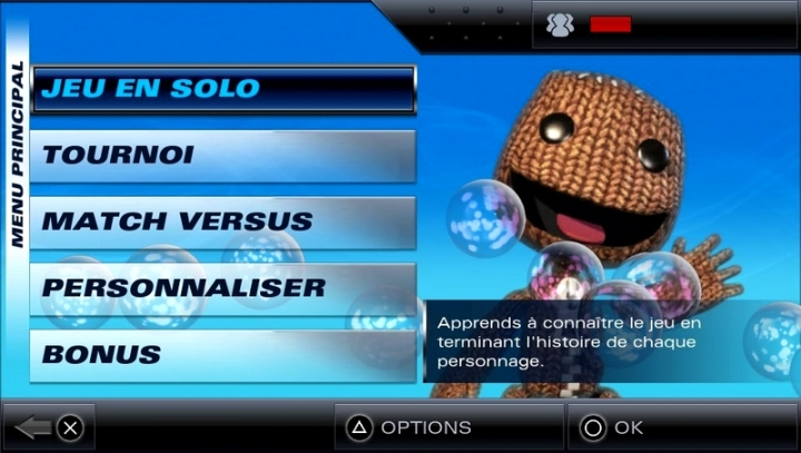 Trophee Competition Amicale PSVita PlayStation All-Stars Battle Royale