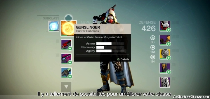 Armures Contenu Beta Destiny